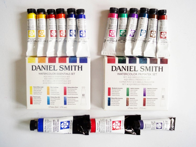 Daniel Smith collection