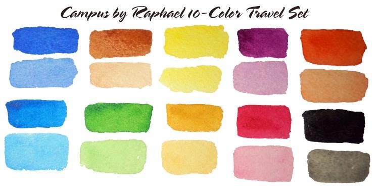 Campus colors